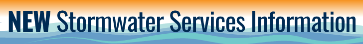 Stormwater Services Information